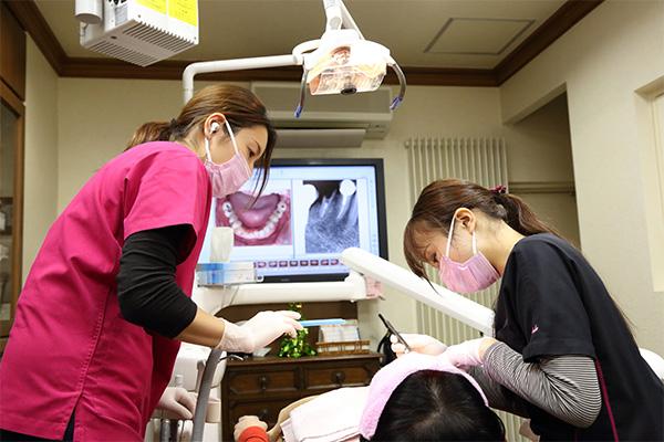 働くママさん歯科医師応援! スタッフ優先の認可保育所完備