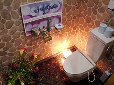 北インター歯科クリニックのトイレ