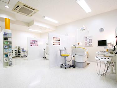 北インター歯科クリニックの診療室①