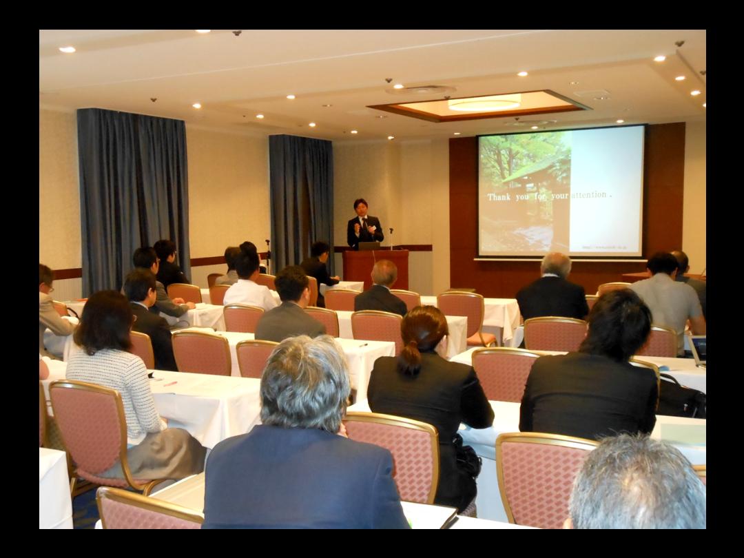 北日本インプラント交流会にて講演