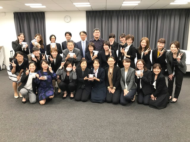 H29.9.13~14 ホワイトエッセンスセミナー㏌東京