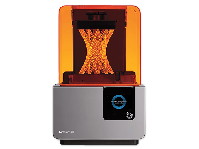 3Dプリンター formlabs form2