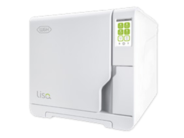 クラスB滅菌装置 Lisa