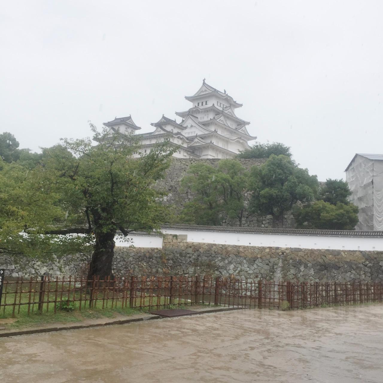 世界文化遺産 国宝 姫路城  とにかく美しい!