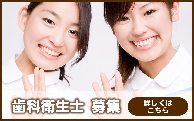 歯科衛生士募集