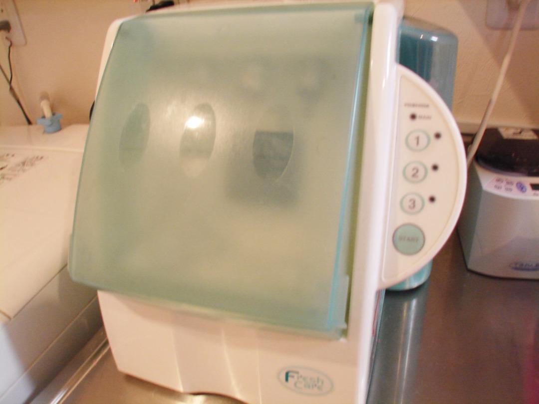 タービン洗浄機