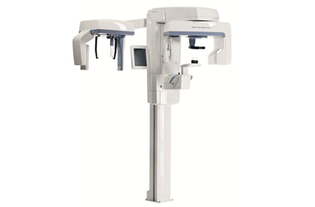 歯科用CTとデジタルレントゲンが一緒になった最新の「カボパンエグザムプラス」を導入
