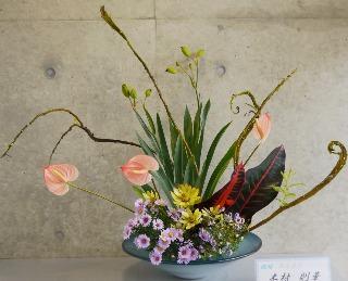 2016-9-28『ピュアな心、花に託して』