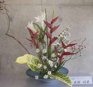 2016-11-5『情熱的なお花』