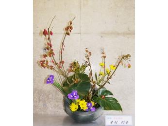 『花の散歩道』