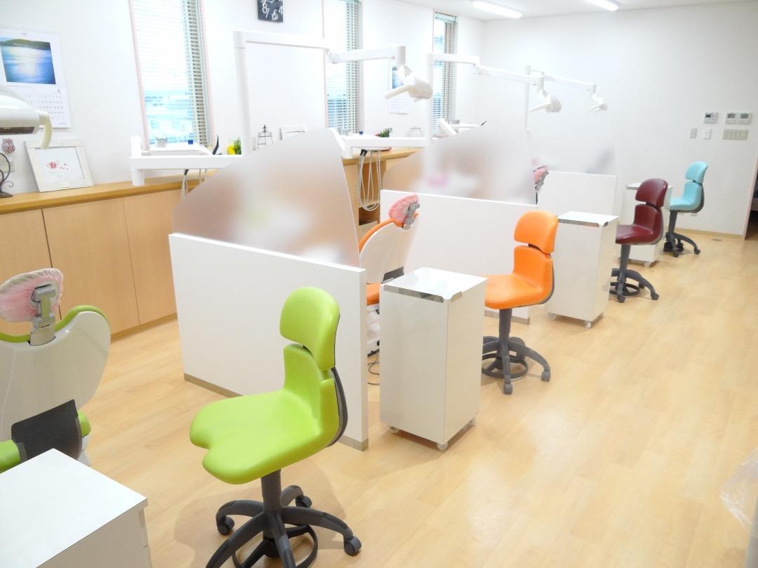 診療室(キュア)
