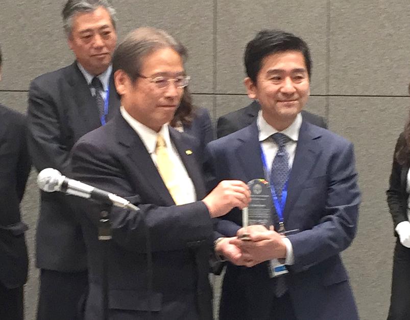 第34回 日本顎咬合学会学術大会・総会において優秀口演賞を受賞しました