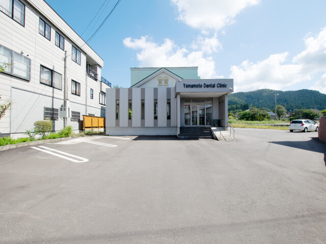 医院駐車場