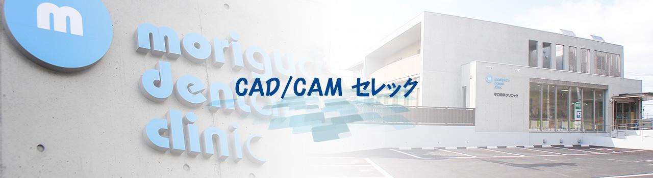 守口歯科クリニック - CAD/CAM セレック