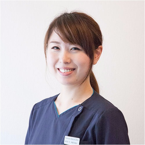 歯科衛生士 平賀 有沙