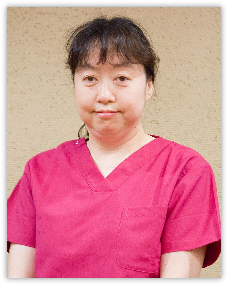 衛生士 今西 純子