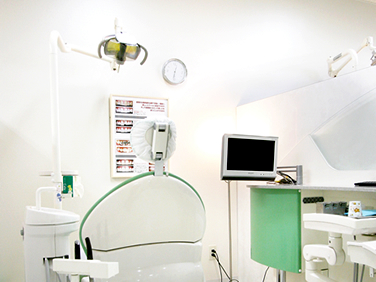 北インター歯科クリニックの診療室②