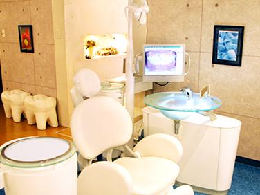 北インター歯科クリニックの診療室④