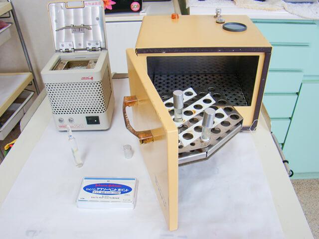 根管内無菌検査器