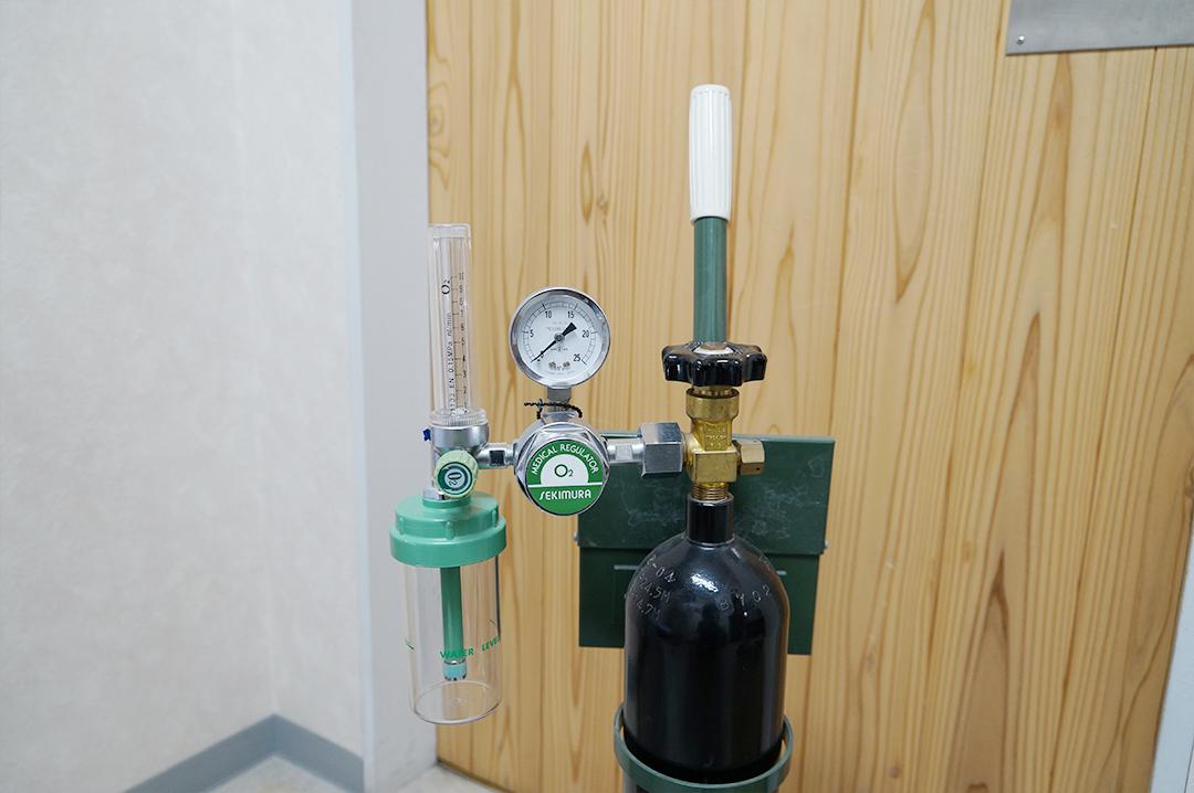 酸素吸入器