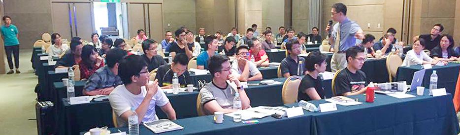 第12回インプラント審美セミナー 台湾台南