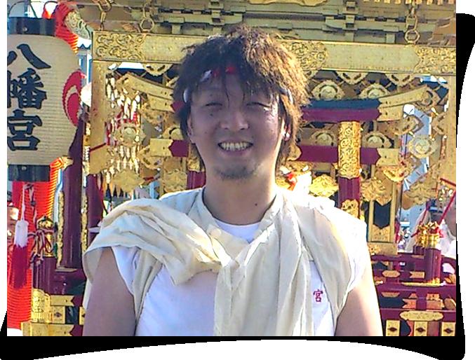 内舘 伯夫 Michio Uchidate