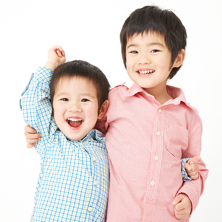 歯医者嫌いの子供の虫歯を治したい