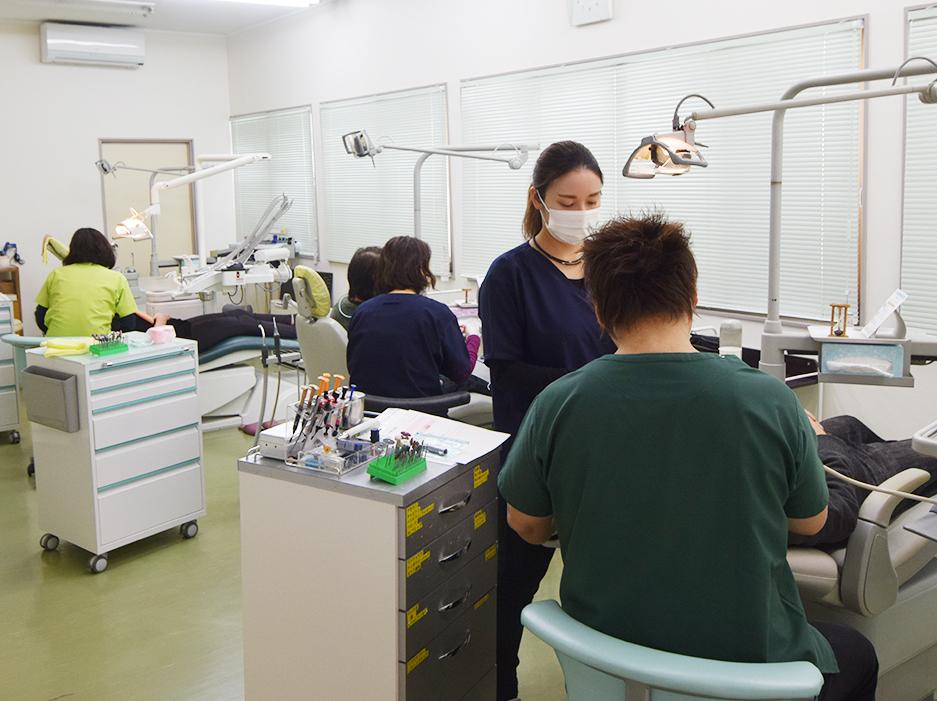 清藤歯科医院 4つの特徴