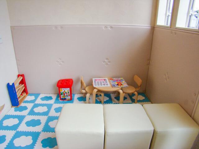 お子さんのためのキッズスペース