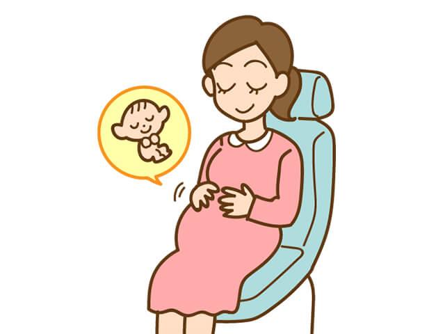 妊婦さんの歯科検診について