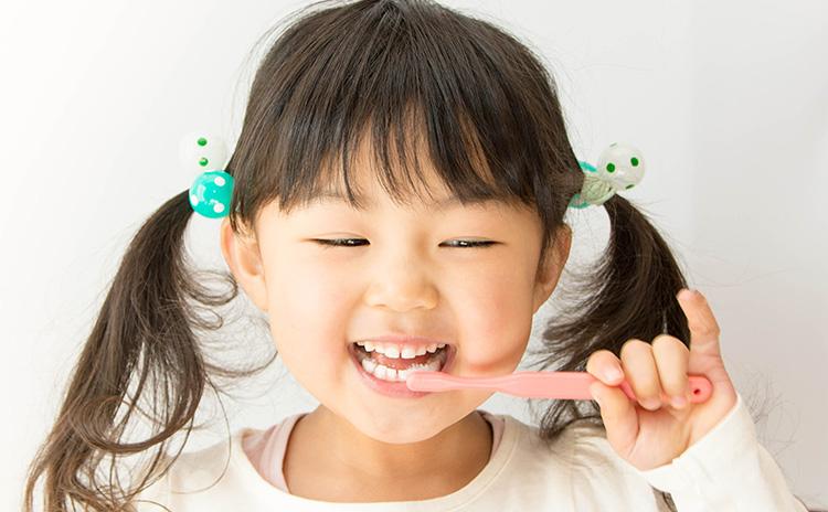 適切な歯磨き