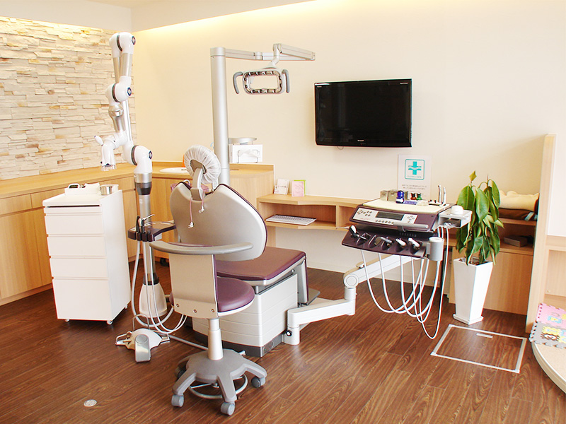 全て完全個室診療室