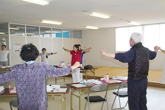 R1.5.10「いきいき健康お化粧教室」