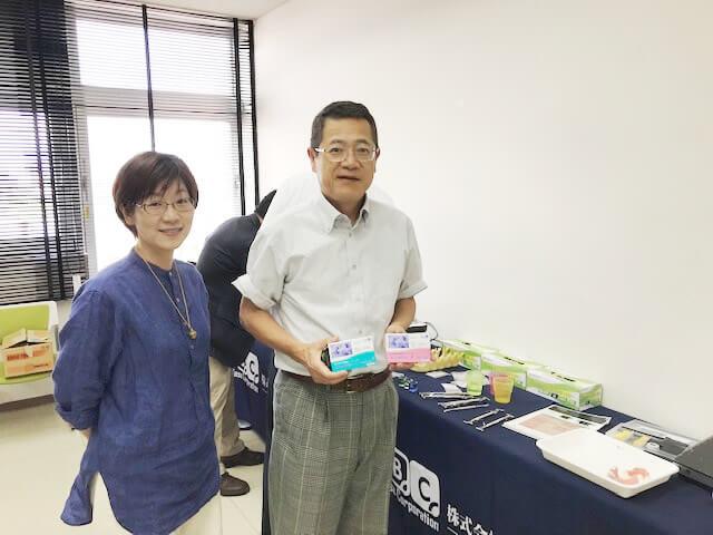 新潟でインプラントの研修会に参加しました。
