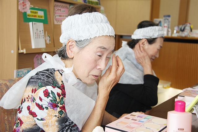 H31.2.8「いきいき健康お化粧教室4」