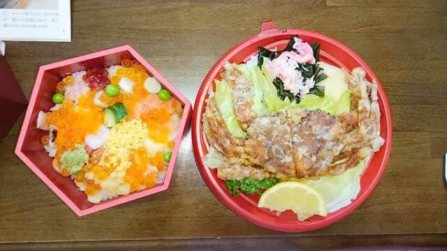 H30.12.29今年の仕事納めお昼ご飯は院長夫妻にごちそうになりました。