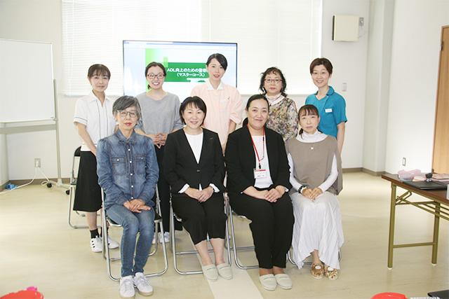 資生堂化粧療法セミナー