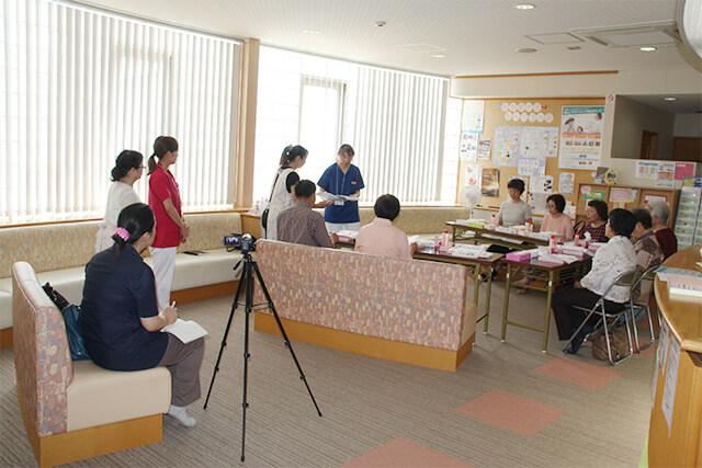 R1.7.5「いきいき健康お化粧教室」