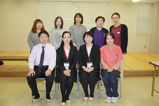 H30.12.18〜19資生堂化粧療法セミナー