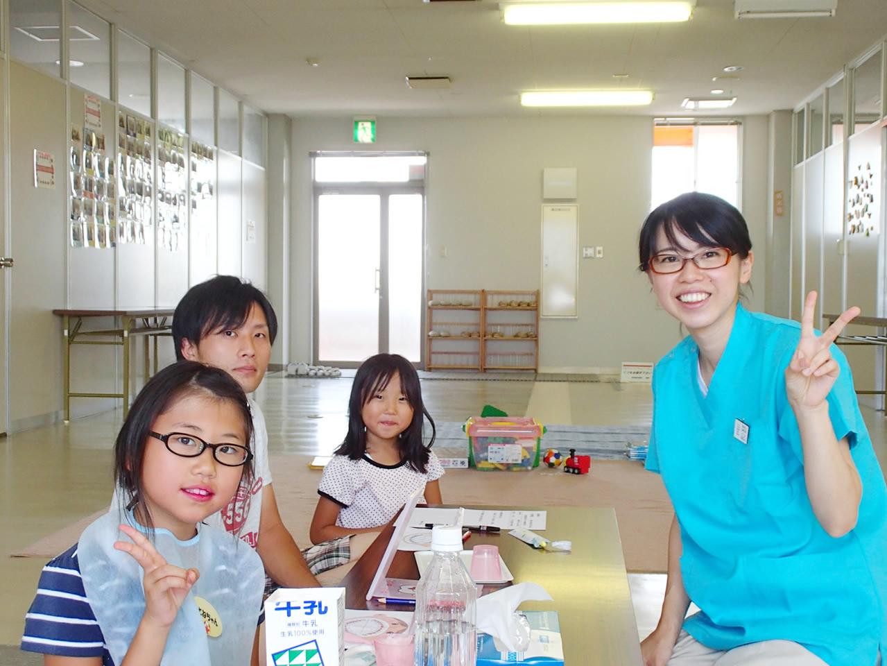 歯ミガキ教室