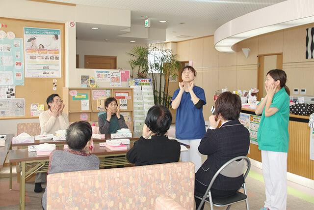 H31.3.15「いきいき健康お化粧教室」