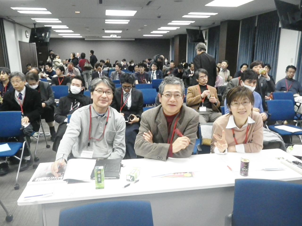 H29.1.8 東京にて ヨシダCTユウザ―ミーティング