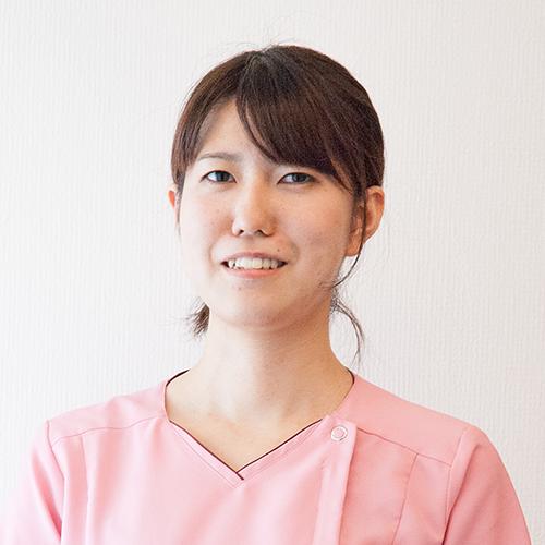 歯科衛生士 長谷 茅穂