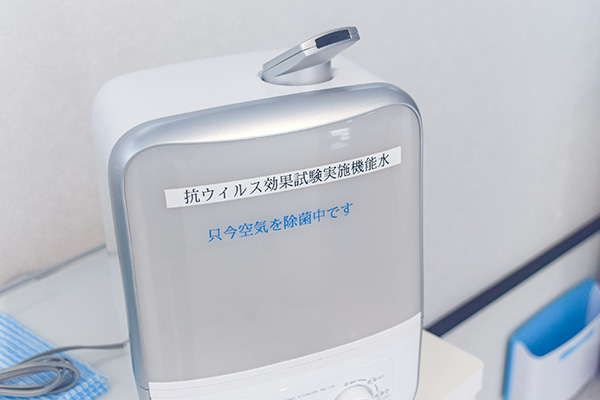 次亜塩素酸水用噴霧器