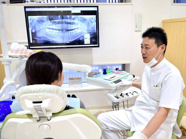 3)診査・診断