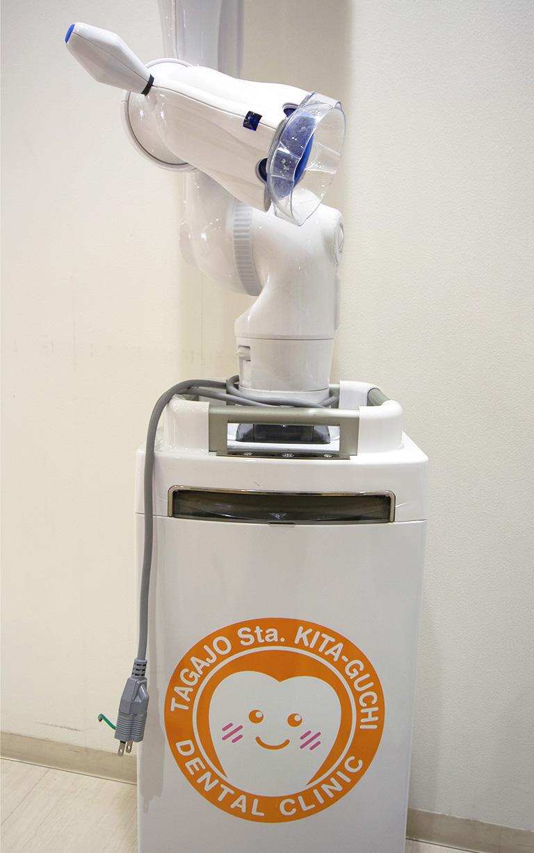 ハンドピース自動洗浄・注油器