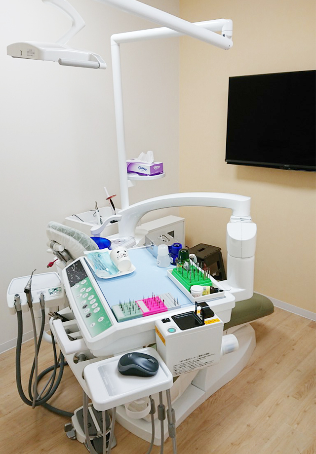 新たな診療ユニット