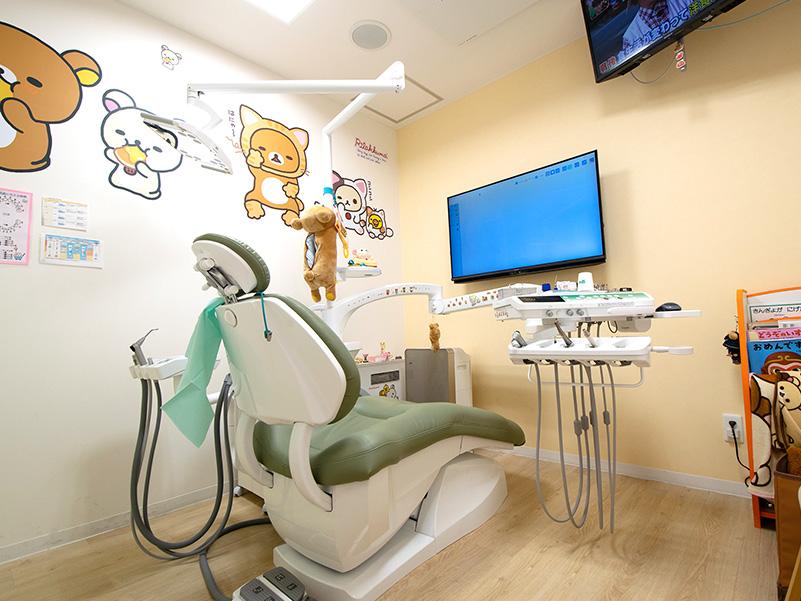 キッズ用診療室