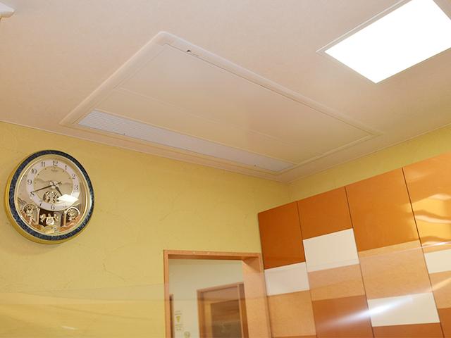 高機能換気設備(待合室)