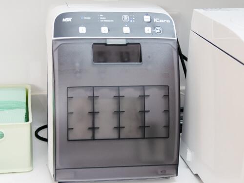 ハンドピース洗浄注油機(アイケア)